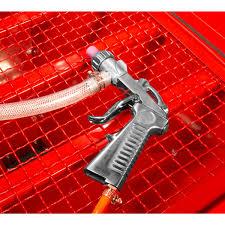 Abrasive Blast Cabinet Gloves by Dragway Tools Model 60 Sandblast Cabinet Sand Blaster Air Tool