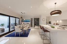 Open Plan Living Dining Kitchen Ideas Furnishing