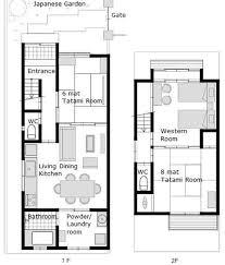 104 Japanese Modern House Plans Sanjusan Machiya Floor Plan My Kyoto Machiya In 2021 Floor Home Design Floor