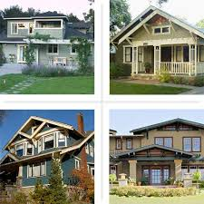 Photo Of Craftsman House Exterior Colors Ideas by Colors For Houses Free Colour Designs For Living Room The Best