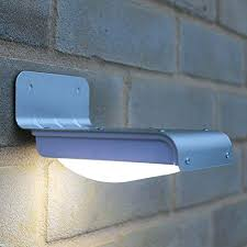solar wall sconces solar powered wall light bright led