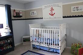 Nursery Nautical Decor Nursery Decorating Ideas