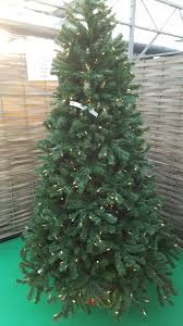 Realistic Artificial Christmas Trees Canada by Artificial Christmas Trees Embleys Nurseries Traditional Garden