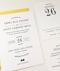 18 Simple Inexpensive Wedding Invitations