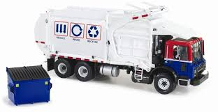 100 First Gear Garbage Truck Amazoncom BRAND NEW DIECAST 134 MACK TERRAPRO WITH WITKKE FRONT