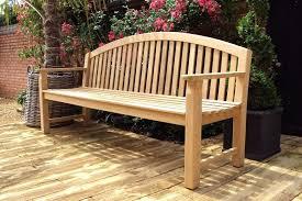 Ebay Patio Furniture Uk by Teak Garden Benches Image Of Large Teak Garden Bench Teak Garden