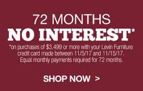 Levin Furniture Credit Card Best Furniture 2017