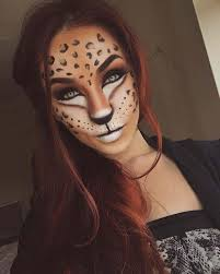 Halloween In College Wildcat Connections by Best 25 Leopard Makeup Ideas On Pinterest Leopard Costume