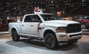 Night's Watch: Ram Dresses Heavy Duty Pickups In Black– News – Car ... Amazoncom Dodge Ram 3500 Dually Pickup Truck 132 Scale By Shows Off Two Colorful Trucks Ahead Of New York Auto Whats On Piuptruckscom 83117 News Carscom Unveils Its 2018 Limited Tungsten Edition Nights Watch Drses Heavy Duty Pickups In Black Car 2019 1500 Detroit Auto Show Pickup Truck History Harvest 2500 Models Sport Hydro Blue Edition Is One Bright 2017 Crew Cab For Sale Red Bluff Ca Proven To Last Welcomes Aoevolution Bruder Ram Toy