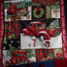Red Truck Collage Christmas Susan Winget Large Cotton Fabric Panel ... Truck Cotton Fabric Fire Rescue Vehicles Police Car Ambulance Etsy Transportation Travel By The Yard Fabriccom Antipill Plush Fleece Fabricdog In Holiday Joann Sku23189 Shop Engines From Sheetworld Buy Truck Bathroom And Get Free Shipping On Aliexpresscom Flannel Search Flannel Bing Images Print Fabric Red Collage Christmas Susan Winget Large Panel 45 Marshall Dry Goods Company