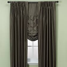 Bed Bath And Beyond Curtains And Drapes by Paris Pinch Pleated Window Curtain Panels Bed Bath U0026 Beyond