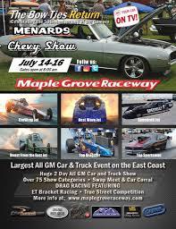 100 Menards Truck Rental Maple Grove Raceway Chevy Show