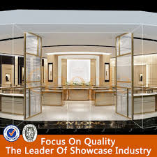 High End Glass Interior Design Ideas Jewellery Shops Display Cabinet