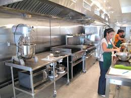 lighting requirements for commercial kitchen canopies kitchens