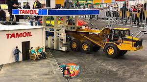 100 Youtube Big Trucks BRUDER TV BIG RC Excavator TRACTORs Trailer Bulldozer