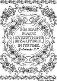 15 Bible Verse Coloring Pages In PDF Format