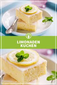 limonaden kuchen kuchen desserts kuchen backen