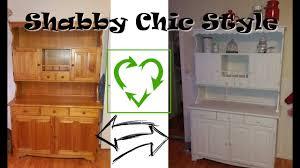 diy möbel im shabby chic style streichen ohne anschleifen upcycling
