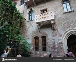 100 Centuryhouse Verona Italy September 2018 Front 14Th Century House Juliet
