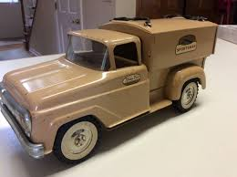 1959 TONKA SPORTSMAN Stepside Pickup Truck | Tonka Profit With John ... Amazoncom Tonka Climb Over Vehicle Pickup Truck Toys Games 4 X Pick Up Funrise Toysrus Trucks Archives High Desert Ranch And Home Vintage Pickup And White Trailer 1865662133 Of My Childhood Late 80s Early 90s Chinese Parent Considering Making Some In Us Toyota Create Oneoff Hilux Concept Aoevolution Steel Classic 4x4 Goliath Wikipedia 1970s Youtube