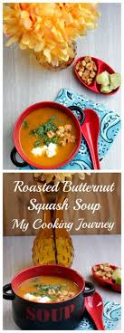 Roasted Butternut Sqaush Soup
