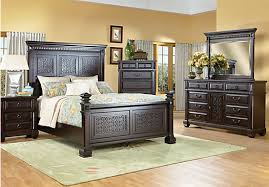 Rooms To Go Queen Bedroom Sets by Shop For A Cindy Crawford Home Marisol Park 5 Pc Queen Bedroom At