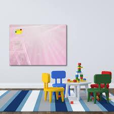 dekoglas glas magnettafel sterne rosa magnetwand memoboard