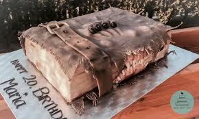 motivtorte zum geburtstag harry potter torte