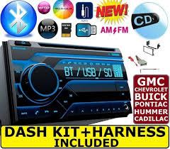 100 Sierra Truck And Van GMC SIERRA TRUCK SAVANA VAN Cd Usb Bluetooth Radio Stereo Double
