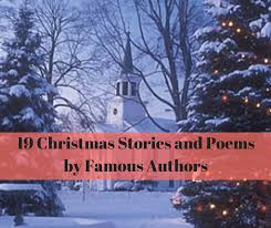 19 Christmas Stories And Poems By Famous Authors