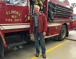 100 Old Fire Truck For Sale In Elmore Purchase Is A Burning Town Meeting Day