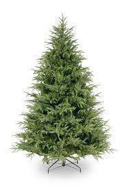 Balsam Spruce Artificial Christmas Trees by 6 5ft Frasier Grande Fir Feel Real Memory Shape Artificial