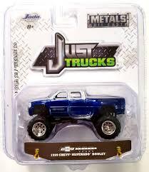 100 Chevy Silverado Toy Truck 1999 Dooley Model S HobbyDB