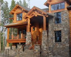 Cabin Style Homes Colors 12 Best Cabin Front Entrances Images On Pinterest Romanticism