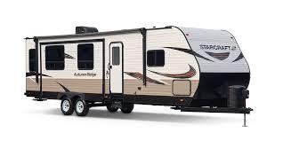 Autumn Ridge Outfitter | Small Travel Trailer | Starcraft RV