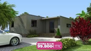 maison en bois prix clé en natura 85