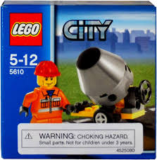 100 Lego Cement Truck Buy City 60018 Mixer Lorry With Minifigure Amp