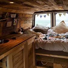 Best Rv Camper Van Interior Decorating Ideas 77