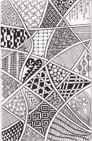 Weve Been Requested To Do More Zentangles With The Trekkers Teens From