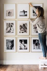 Picture Frame Wall Best Budget Bedroom Ideas On Pinterest Apartment White Gallery Frames Photo And Art