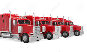 100 Fleet Trucks Isolated Stock Photo Picture And Royalty Free Image