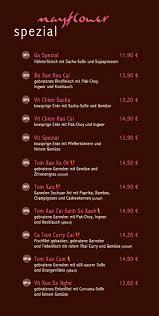 asia restaurant mayflower asiatische und vietnamesische