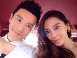 26 Jan Chinese Actor Huang Xiaoming And Wife Angelababy May Be Starting A Big Family