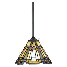 Quoizel Tiffany Style Floor Lamps by Quoizel Inglenook Tfik348va Tiffany Island Light Hayneedle