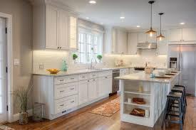Modern Kitchen Trends Mission Shaker Kitchen Cabinets Flat Panel