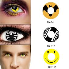 Rx Halloween Contacts by Halloween Contacts Cheap