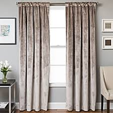 Sound Deadening Curtains Bed Bath And Beyond by Window Curtains U0026 Drapes Grommet Rod Pocket U0026 More Styles Bed
