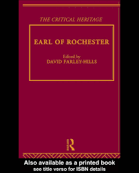 the critical heritage earl of rochester by Cristino Bogado issuu