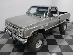 100 4x4 Trucks For Sale In Oklahoma 1987 Chevrolet K10 Streetside Classics The Nations Trusted