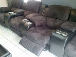 Berkline Reclining Sofa And Loveseat by Berkline Theater Seating The Eclipse By Ashley The Eclipse